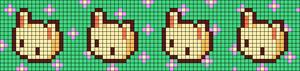 Alpha pattern #45131