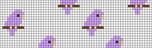 Alpha pattern #45132