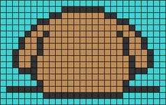Alpha pattern #45133