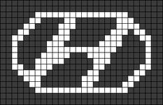 Alpha pattern #45137