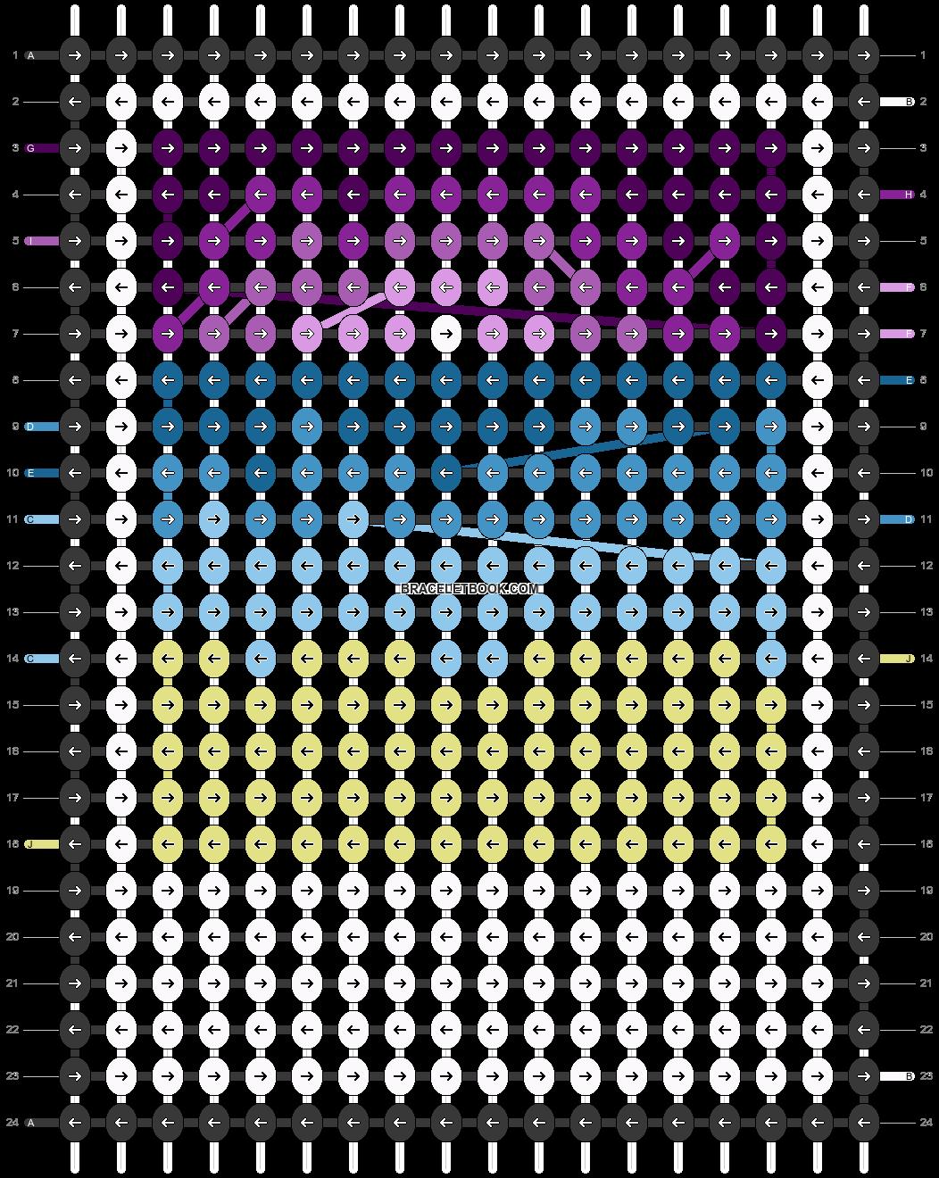 Alpha pattern #45144 pattern