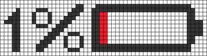 Alpha pattern #45146
