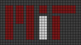 Alpha pattern #45158