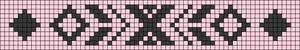 Alpha pattern #45174