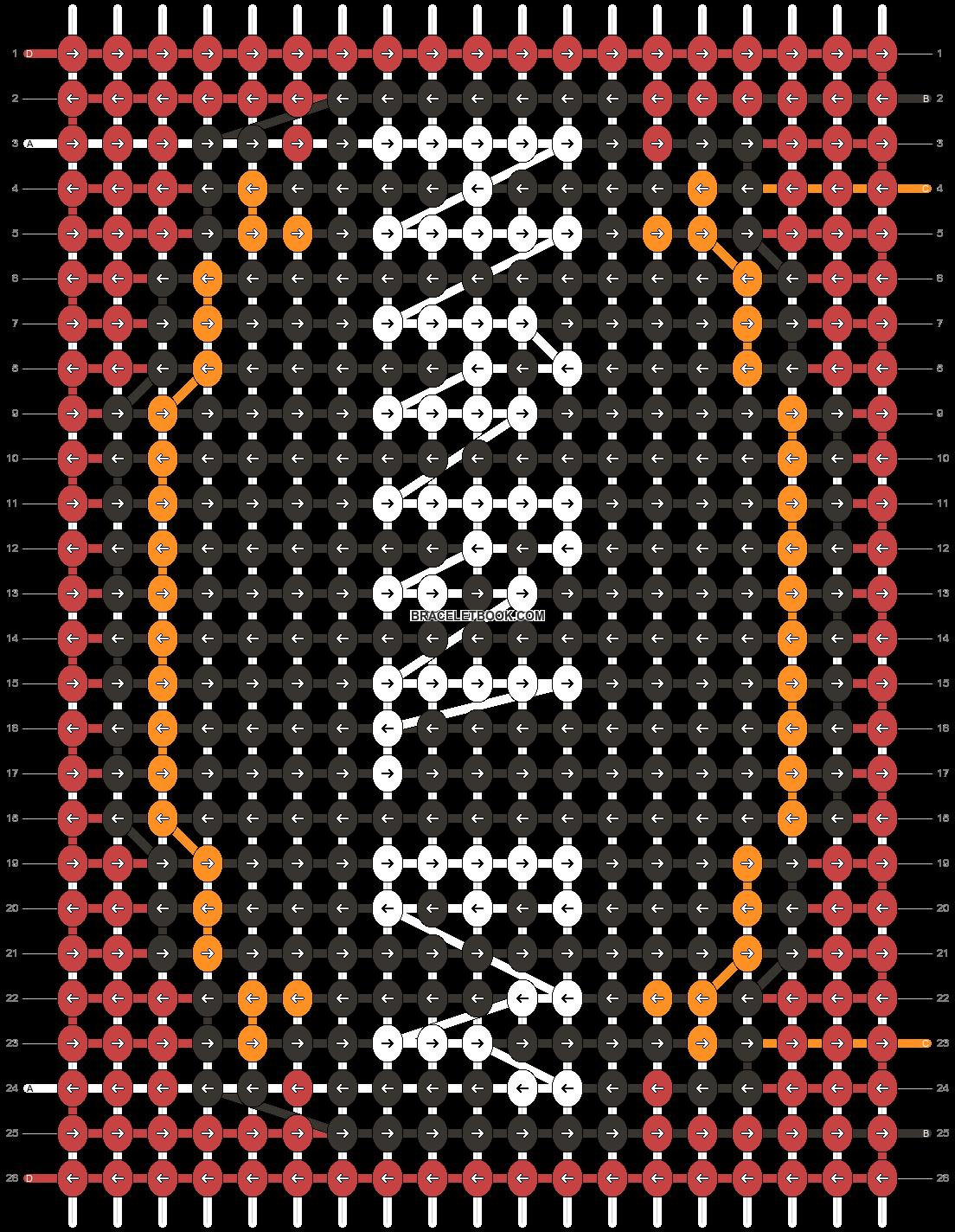 Alpha pattern #45178 pattern