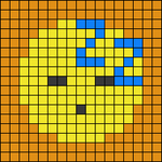 Alpha pattern #45180