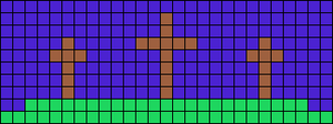 Alpha pattern #45193