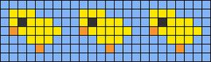 Alpha pattern #45202