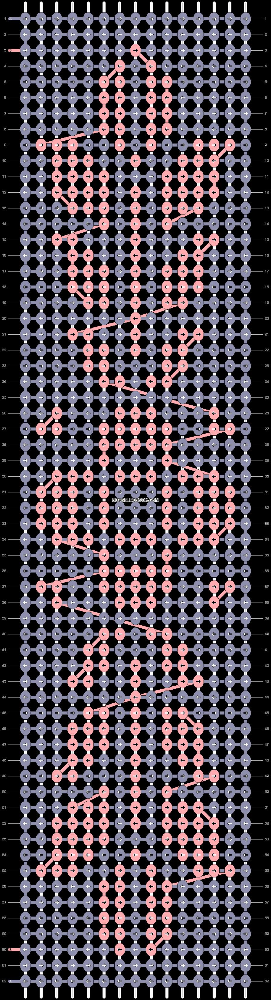Alpha pattern #45211 pattern