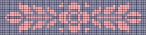 Alpha pattern #45211
