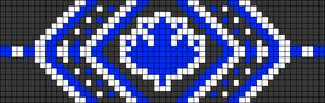 Alpha pattern #45218