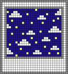 Alpha pattern #45219