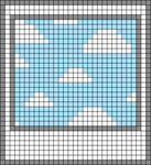 Alpha pattern #45220