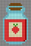 Alpha pattern #45223