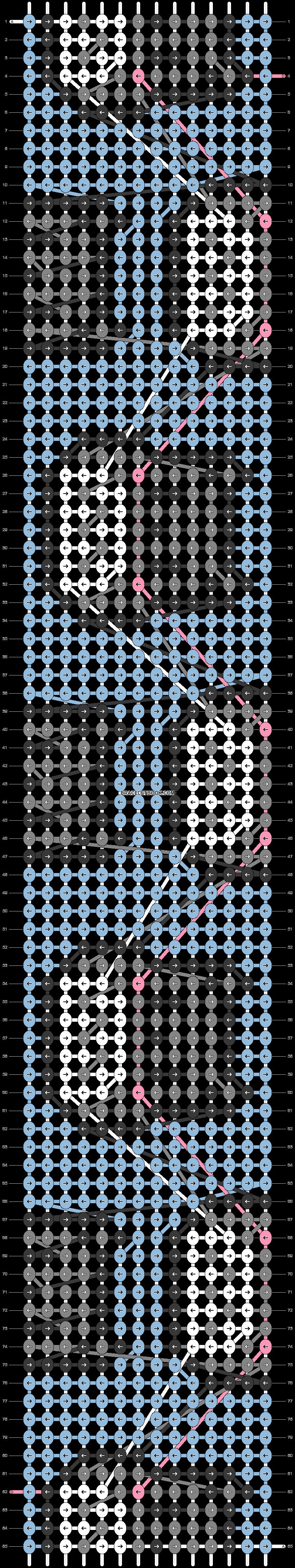 Alpha pattern #45231 pattern