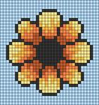 Alpha pattern #45240