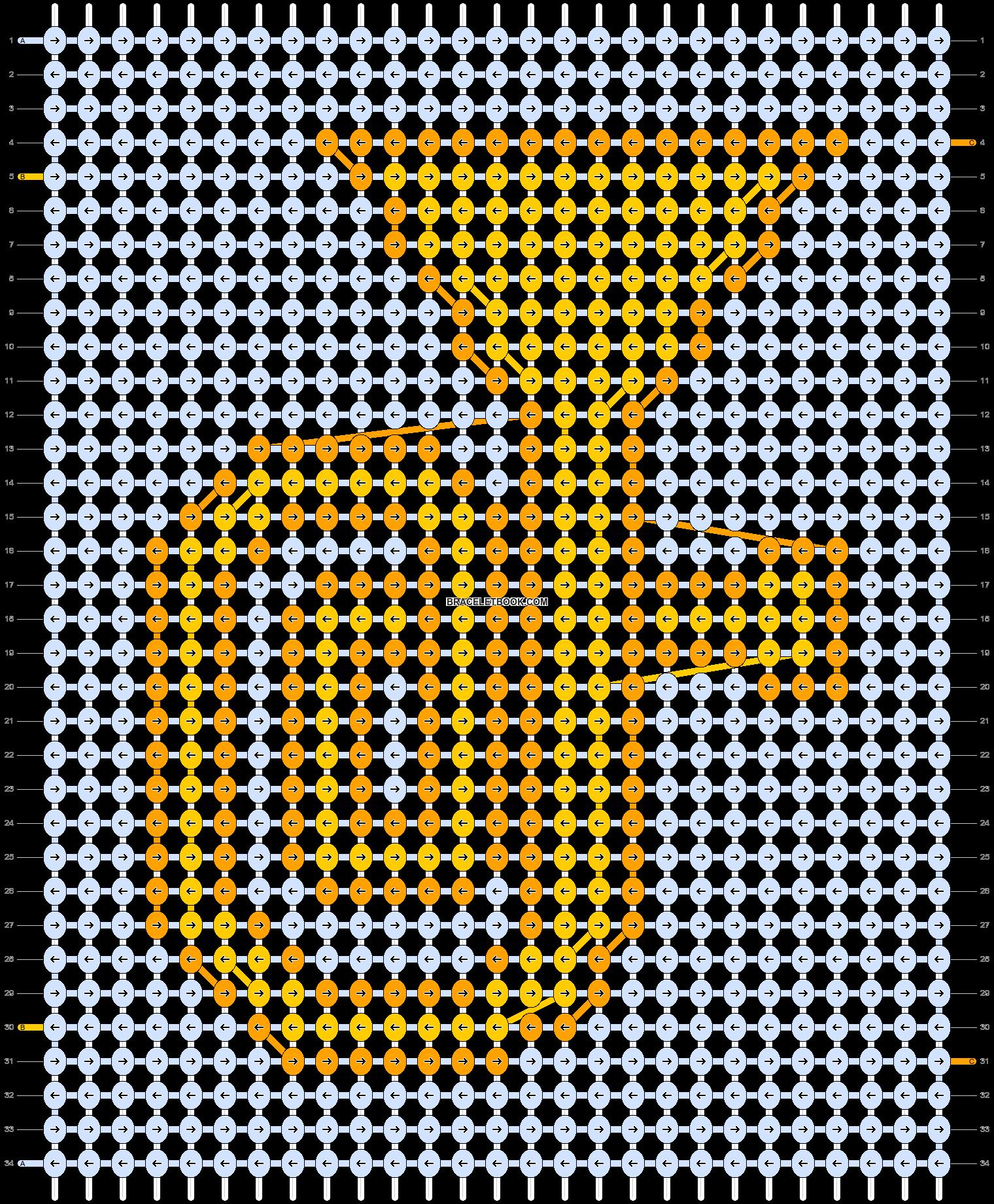 Alpha pattern #45242 pattern