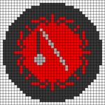 Alpha pattern #45246