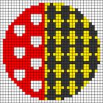 Alpha pattern #45247