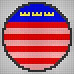 Alpha pattern #45248