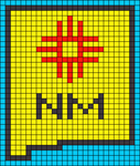 Alpha pattern #45285