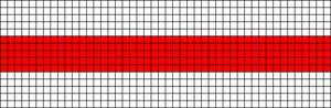Alpha pattern #45291