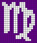 Alpha pattern #45293