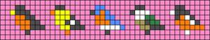 Alpha pattern #45294