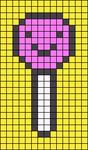 Alpha pattern #45302