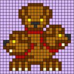 Alpha pattern #45304