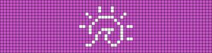 Alpha pattern #45306
