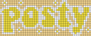 Alpha pattern #45307