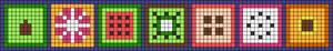 Alpha pattern #45317