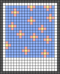 Alpha pattern #45323