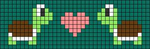 Alpha pattern #45327