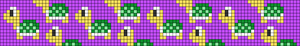 Alpha pattern #45328