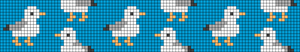 Alpha pattern #45329