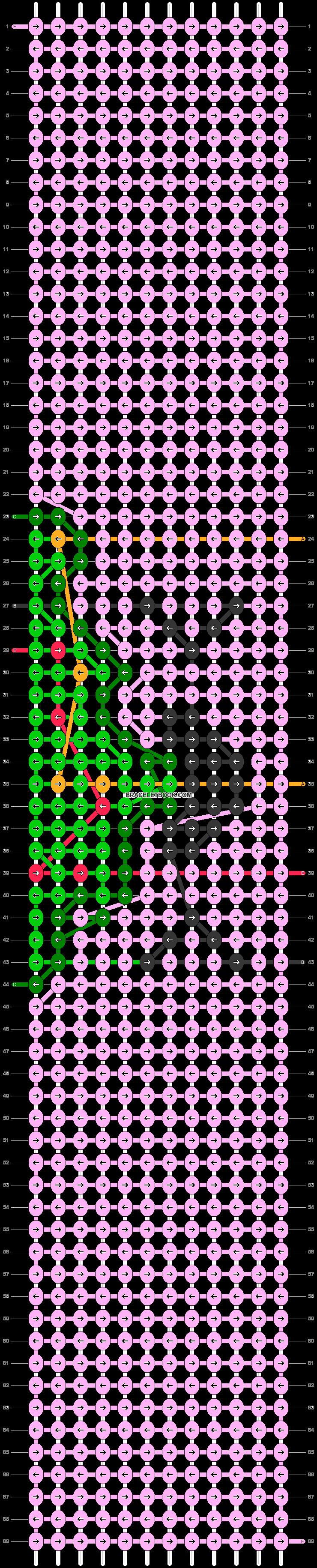 Alpha pattern #45330 pattern