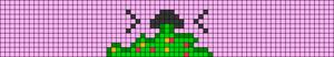 Alpha pattern #45330