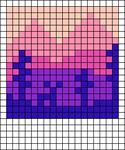 Alpha pattern #45339