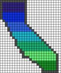 Alpha pattern #45349