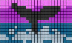 Alpha pattern #45355