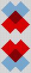 Alpha pattern #45361