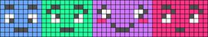 Alpha pattern #45364