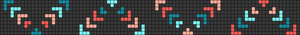 Alpha pattern #45365