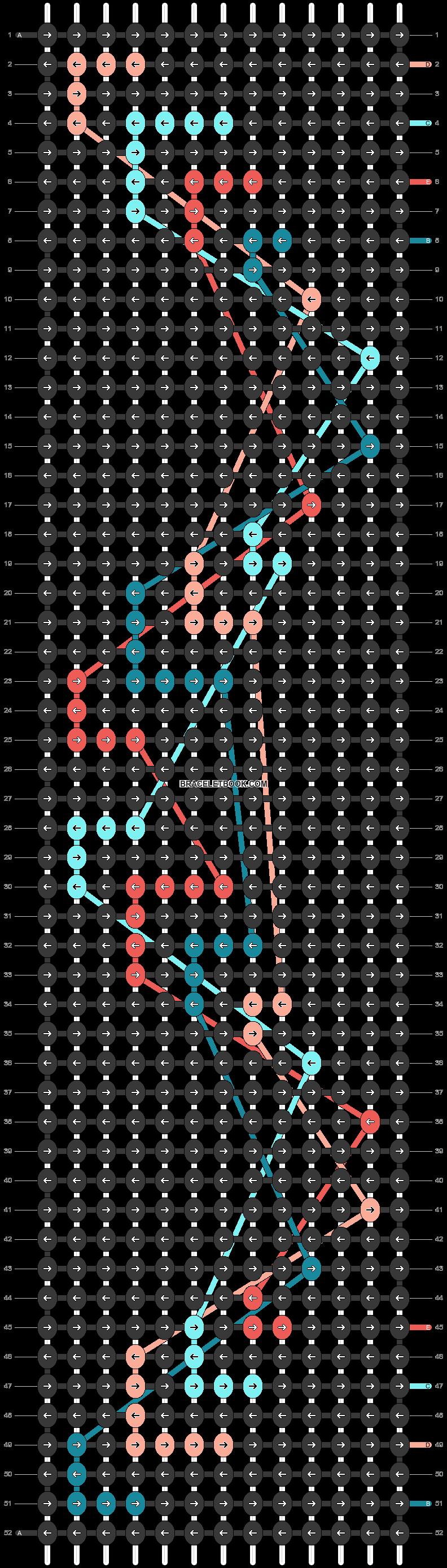 Alpha pattern #45367 pattern