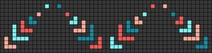 Alpha pattern #45367