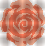 Alpha pattern #45370