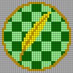 Alpha pattern #45373