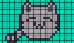 Alpha pattern #45374